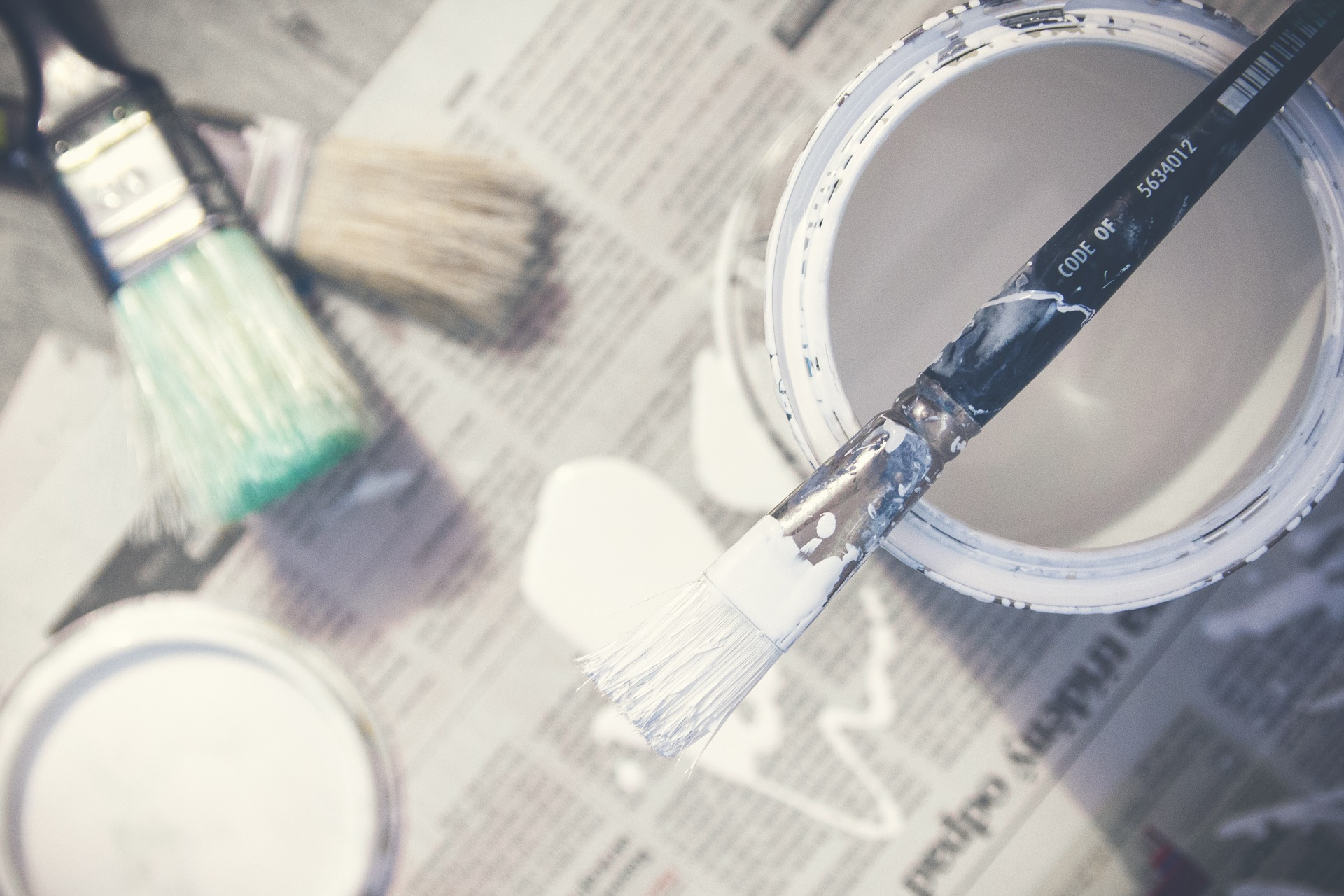 Painting work in Switzerland - you should pay attention to this!