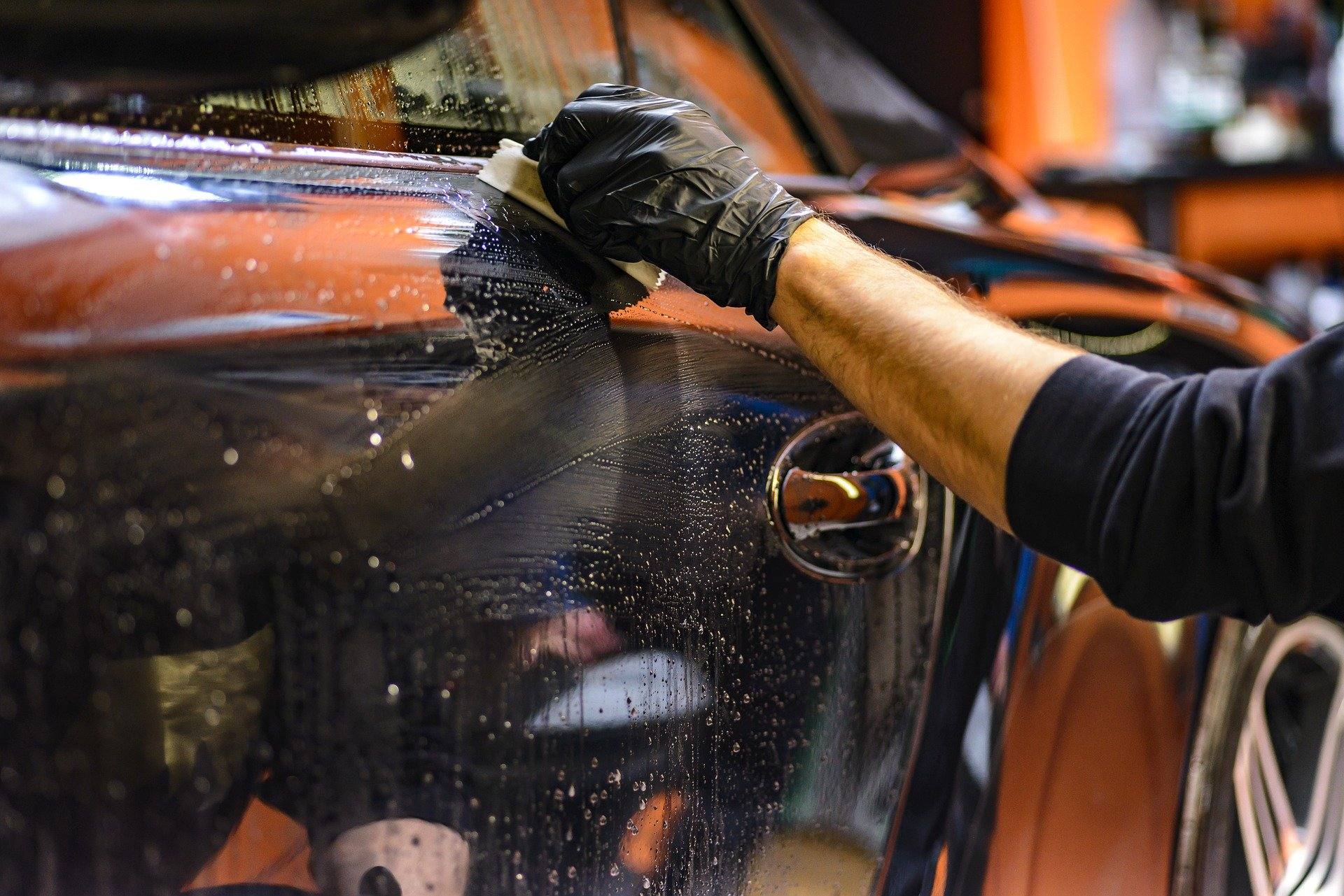 Professional car cleaning, polishing and care - this is how it works!