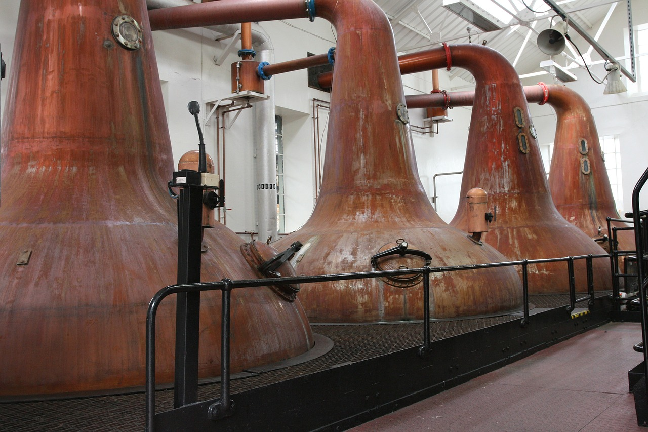 Digitization in the distillation of vodka - Does tradition fall by the wayside?