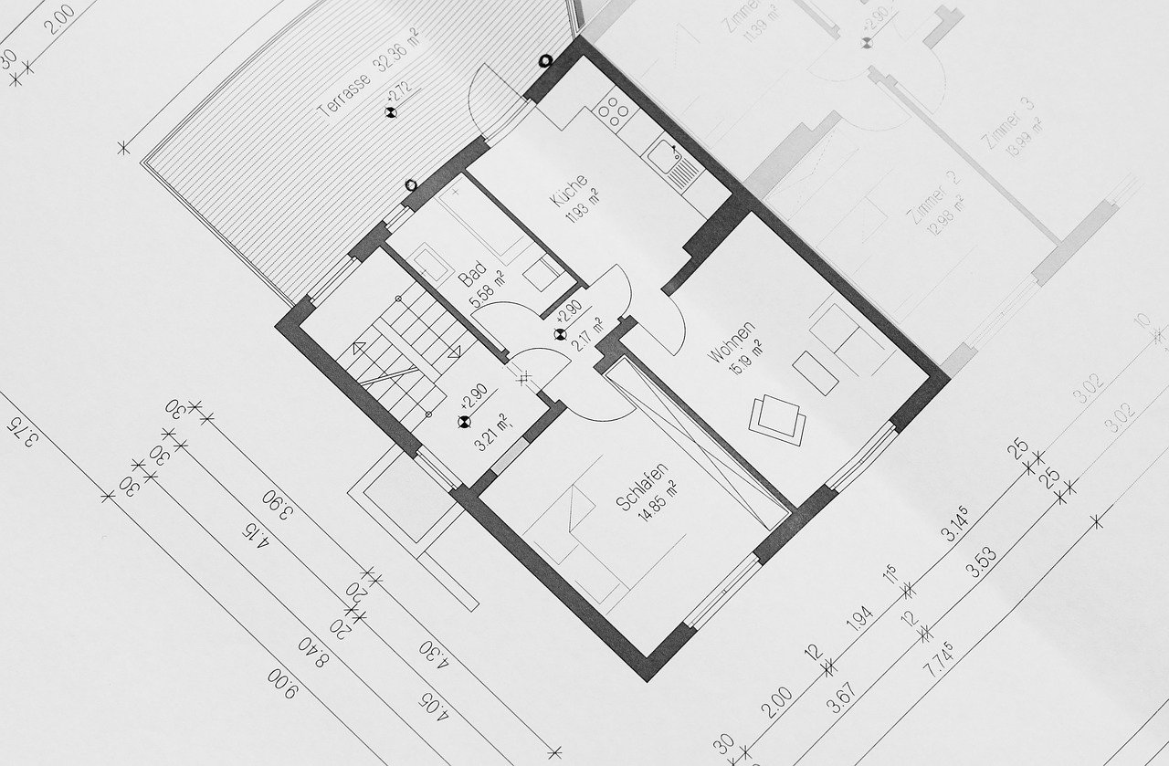 Create a digital floor plan - Here's what you should look out for