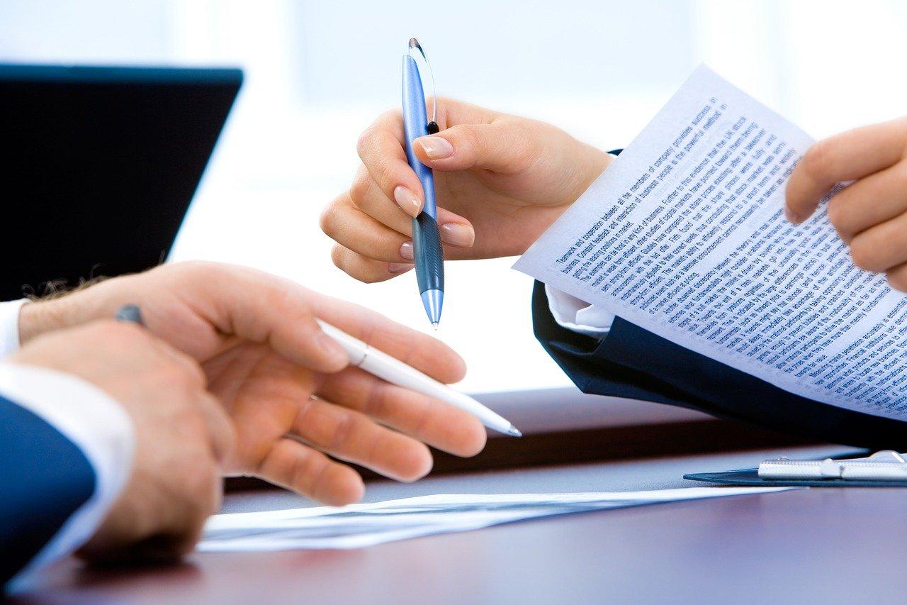 Arbeitsvertrag widerrufen